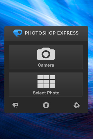 Photoshop Express:图片处理