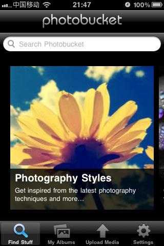 Photobucket:图片分享服务