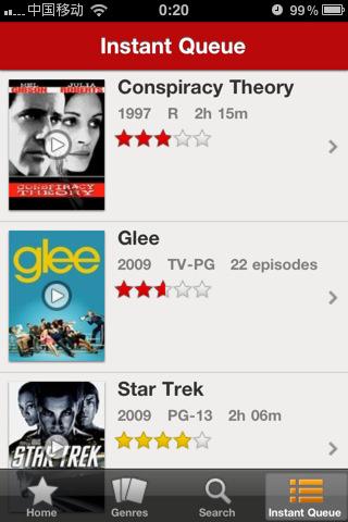 Netflix:收费视频应用