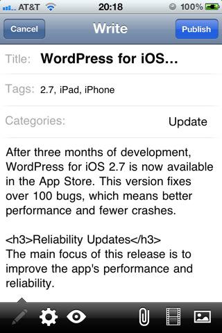 WordPress:免费博客系统