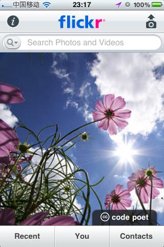 Flickr:照片分享服务