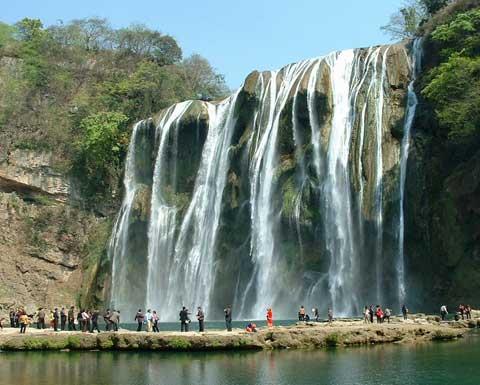 贵州黄果树瀑布