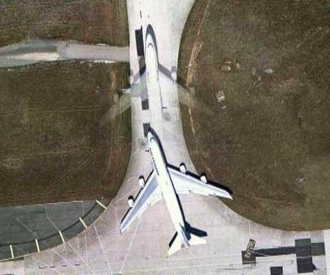 法国的幽灵飞机