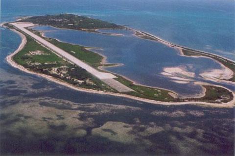 东沙群岛是南海诸岛中位置最北的一组群岛,主要由一个小岛(东沙岛)