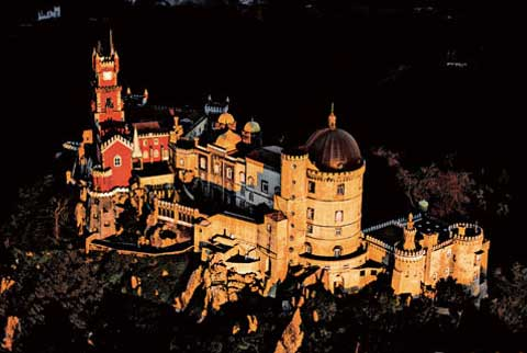 葡萄牙佩纳城堡