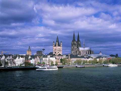 德国的首都_科隆既不是德国的首都,也不是州府,但它的名气却大得很.
