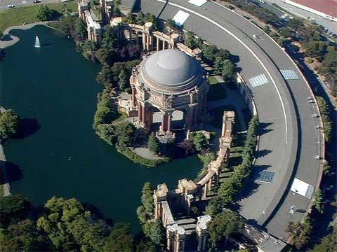 美国旧金山艺术宫