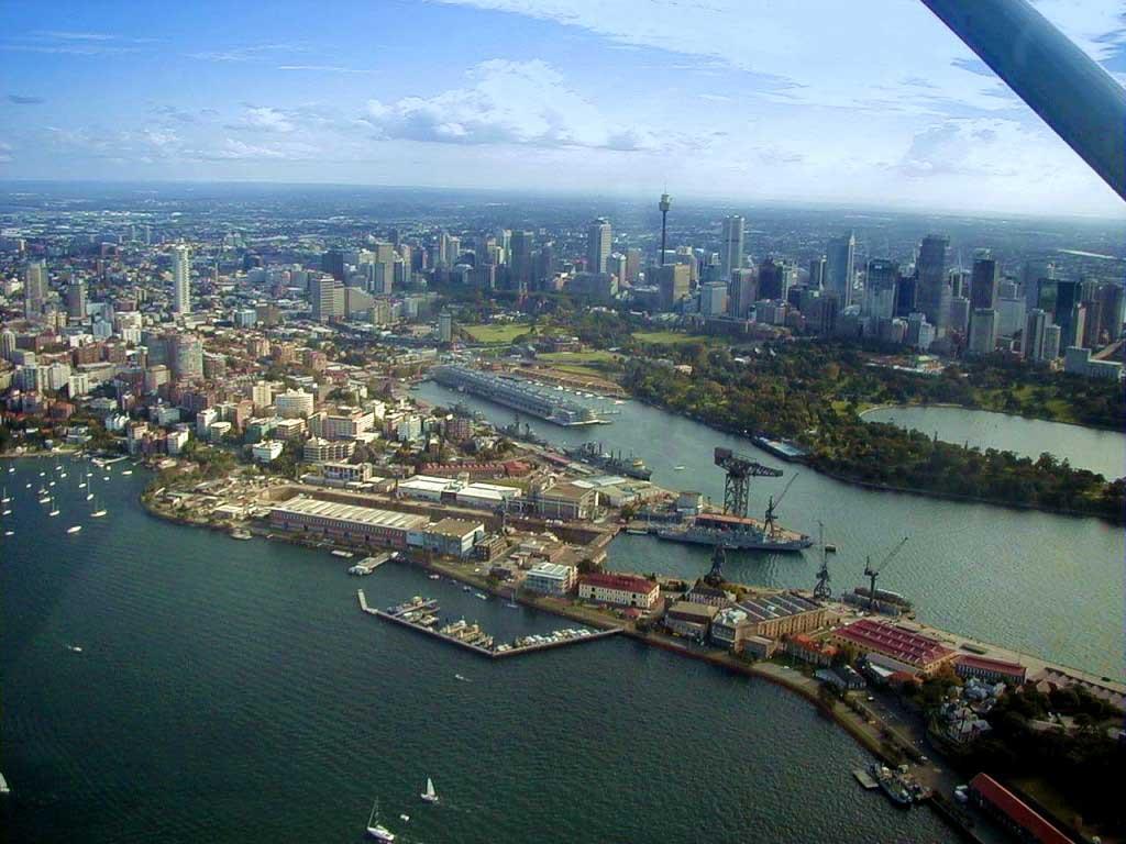 澳大利亚海军基地