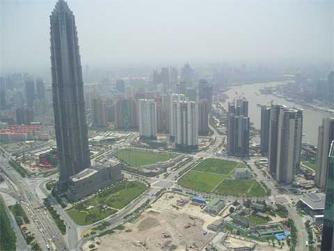 上海金茂大厦
