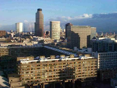 英国伦敦巴比肯中心