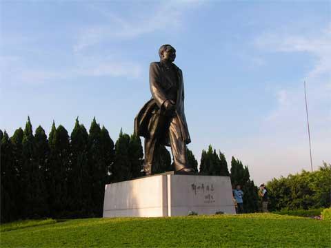 莲花山公园
