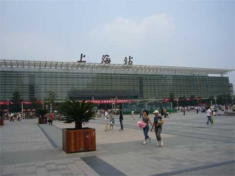 杭州火车站  20.蚌埠火车站