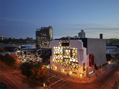 墨尔本诵读中心和戏剧公司剧场