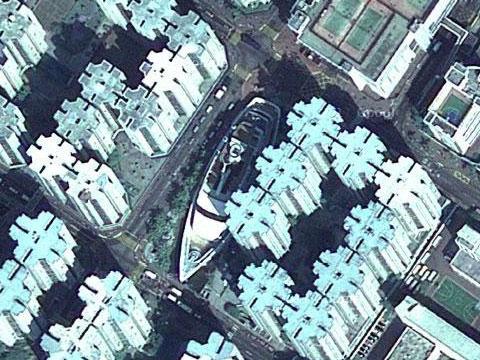 谷歌地球十大非常发现 - 酒鬼鼠的日志 - 网易博客 - 不老松 - nihao1234123 的博客