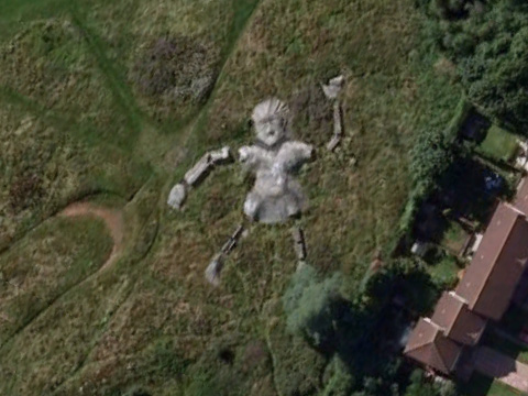 苏格兰的巨人格列佛