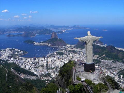 巴西里约热内卢港口