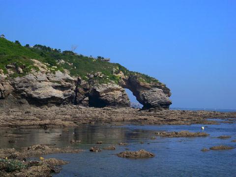 辽宁金石滩
