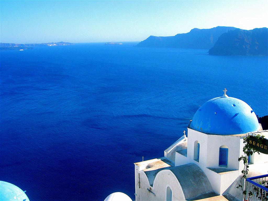浪漫的爱琴海