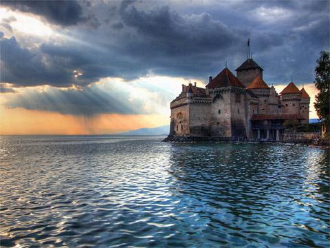 瑞士西庸城堡