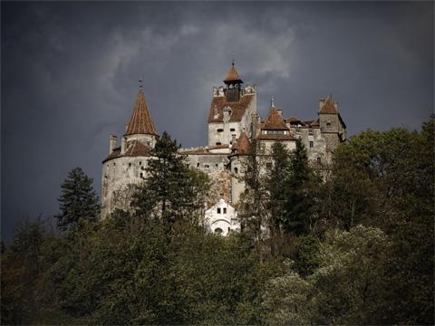 罗马尼亚布朗城堡