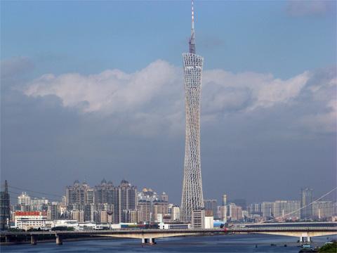 广州电视塔