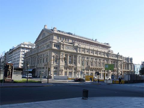 阿根廷哥伦布剧院