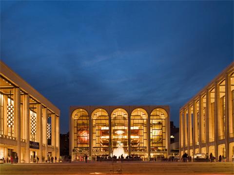 美国大都会歌剧院