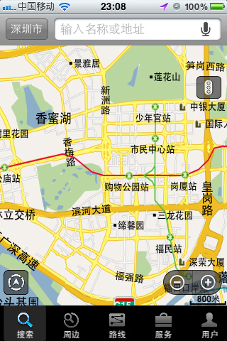 Mapbar:图吧地图