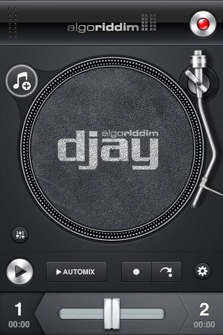 djay:DJ打碟