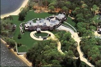 美国十大豪宅
