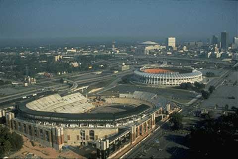 美国亚特兰大奥林匹克体育场