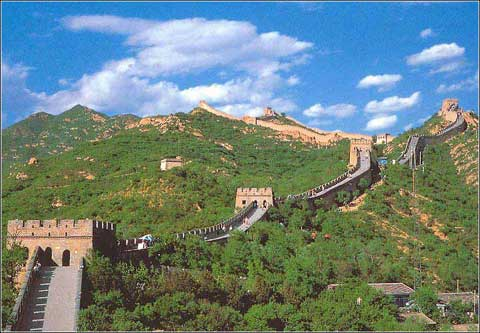 中国万里长城