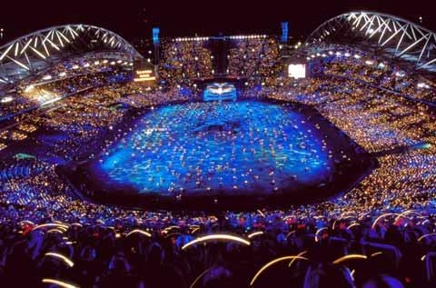 澳大利亚悉尼奥林匹克体育场