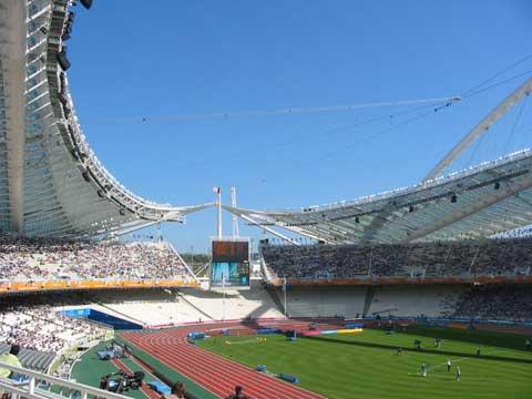 雅典奥林匹克主体育场