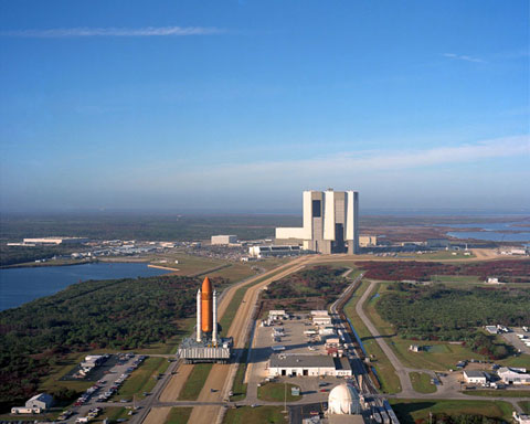 美国佛罗里达肯尼迪航天中心