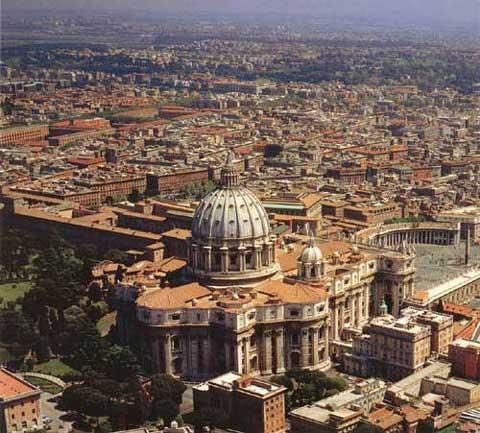 意大利圣彼得大教堂