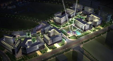 深圳高新技术产业园地标