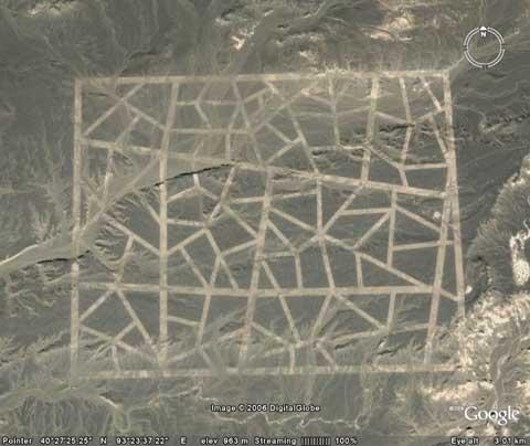 中国神秘的军事设施