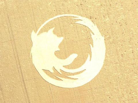 火狐浏览器的麦田怪圈