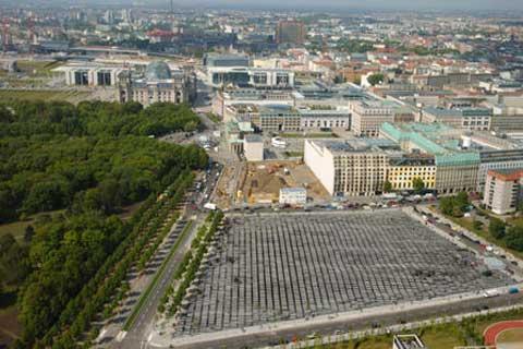 德国犹太人大屠杀纪念碑群