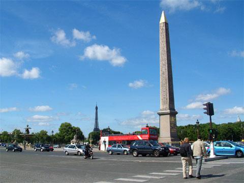 法国巴黎协和广场