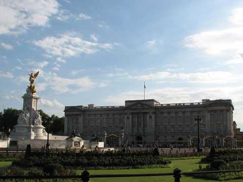 英国伦敦白金汉宫