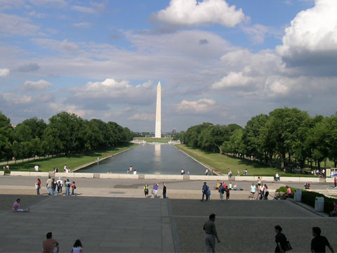 美国华盛顿纪念碑