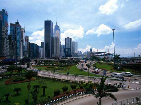 香港旅游地标