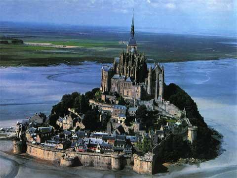 法国圣米歇尔山修道院