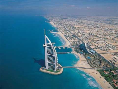 阿联酋迪拜七星级酒店