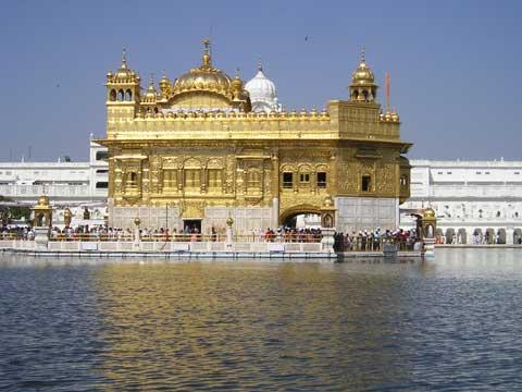 印度阿姆利则金庙