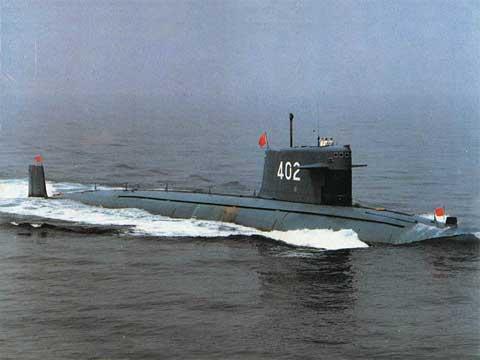汉级攻击型核潜艇