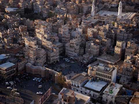 也门萨那古城