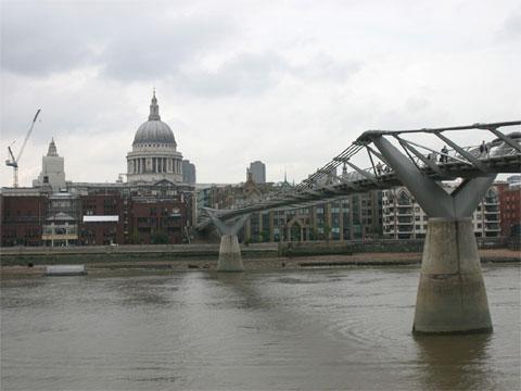 英国伦敦圣保罗大教堂